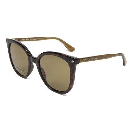 Óculos Tommy Hilfiger 1550/S Marrom