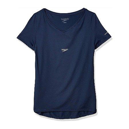 Camiseta Speedo Fresh V Marinho