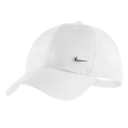 Boné Nike Capmetal Branco