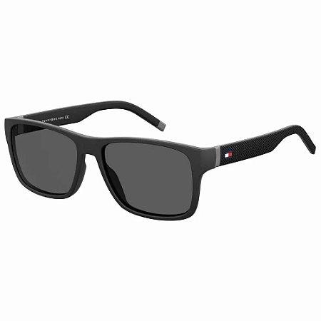 Óculos Tommy Hilfiger 1718/S Preto/Cinza