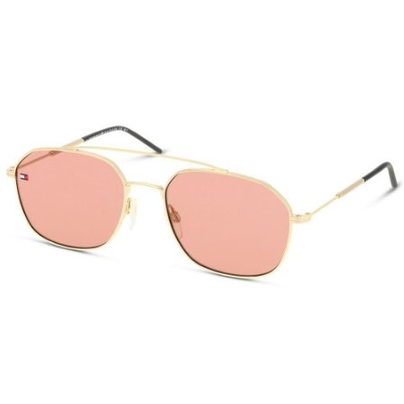 Óculos Tommy Hilfiger 1599/S Dourado/Rosa