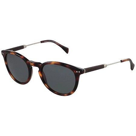 Óculos Tommy Hilfiger 1198/S Vermelho/Madeira