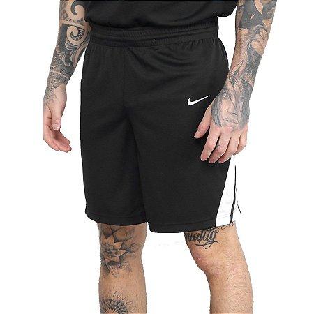 Bermuda Nike Dri-Fit Stk Masculina Preto