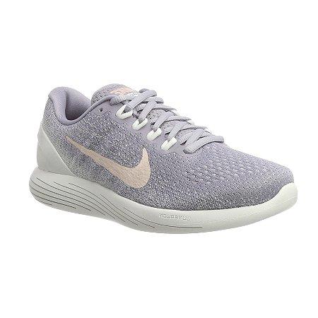 Tenis Nike Lunarglide 9 Lilás Feminino