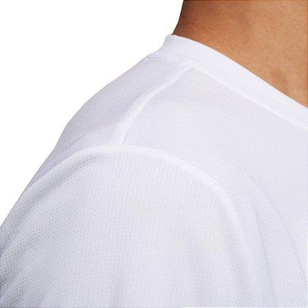 Camiseta Adidas D2m Ar Branco Masculino