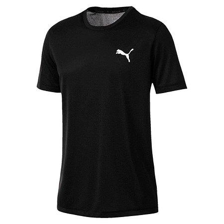 Camiseta Puma Active Preto Masculino