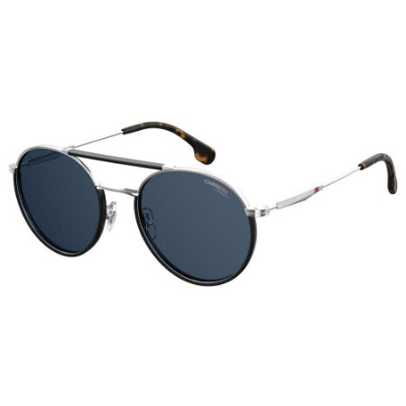 Óculos Carrera 208/S Preto/Prata