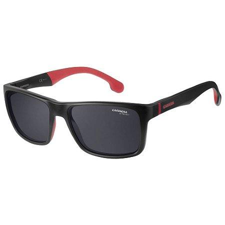 Óculos Carrera 8024/L/S Preto/Vermelho