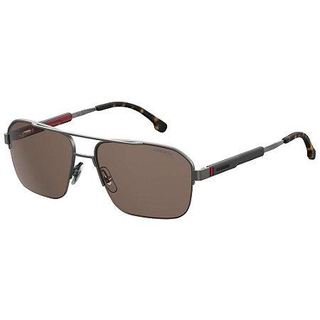 Óculos Carrera 8028/S Preto/Marrom