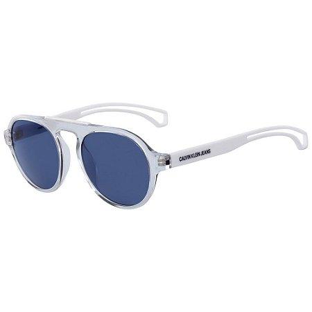 Óculos de Sol Calvin Klein CKJ19502/S Transparente