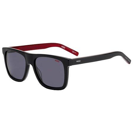 Óculos de Sol Hugo Boss 1009/S Preto/Vermelho