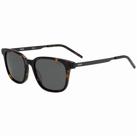 Óculos de Sol Hugo Boss 1036/S Preto/Marrom