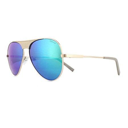 Óculos de Sol Polaroid 2067/S/X Dourado