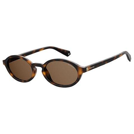 Óculos de Sol Polaroid 6090/S Marrom