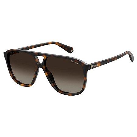 Óculos de Sol Polaroid 6097/S Marrom