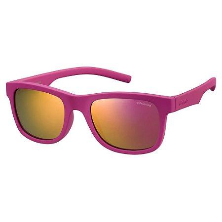 Óculos de Sol Polaroid 8020/S Rosa