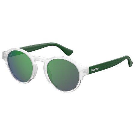 Óculos Havaianas Caraiva Transparente/Verde
