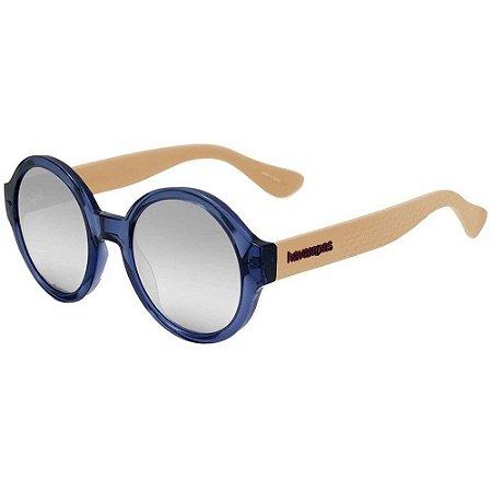 Óculos Havaianas Floripa M Azul/Marrom