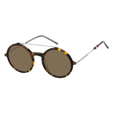 Óculos Tommy Hilfiger 1644/S Marrom/Prata