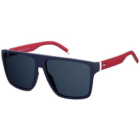 Óculos Tommy Hilfiger 1717/S Vermelho/Azul