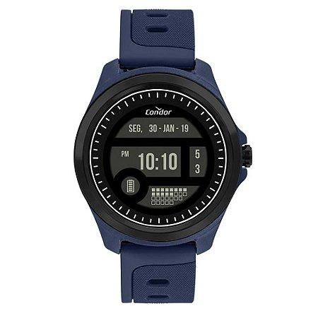 Relógio Condor Masculino  Azul Digital COKW05CAA8AN