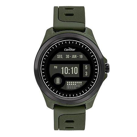 Relógio Condor Masculino  Verde Digital COKW05CAA8V