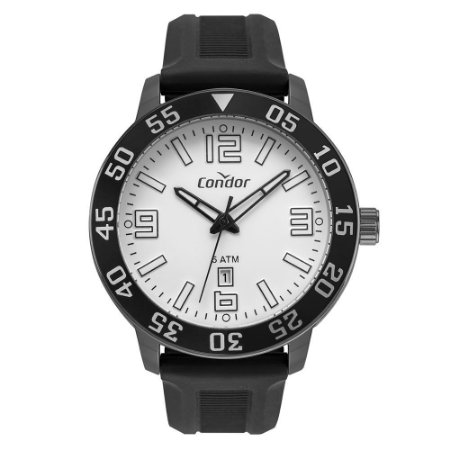 Relógio Condor Masculino Preto CO2115KWQ5P