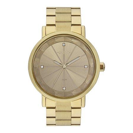 Relógio Euro Feminino Dourado EU2035YRW4D