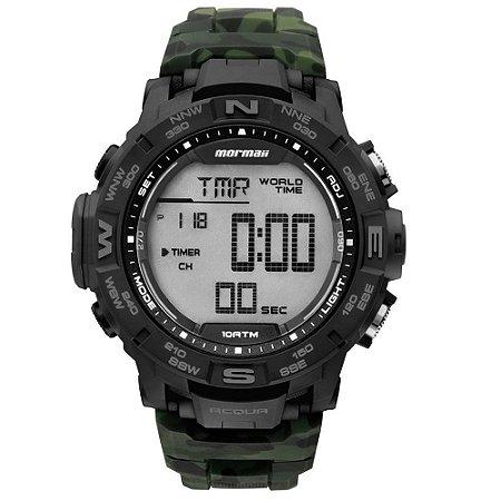 Relógio Mormaii Masculino Camuflado MO1173C8V