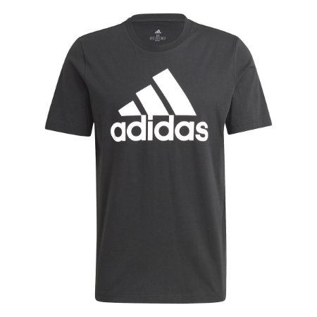 Camiseta Adidas Logo Preto Masculino