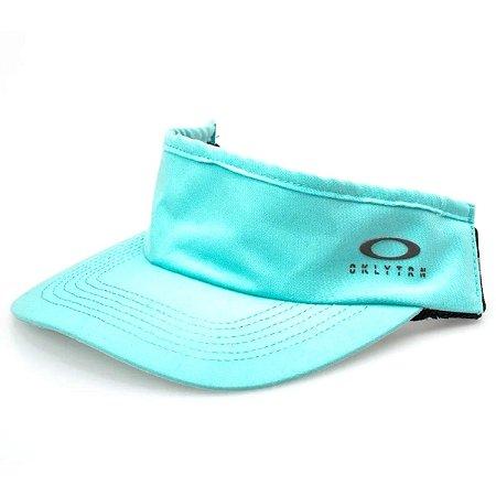 Viseira Oakley Trnx Logo Azul