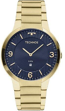 Relógio Technos Dourado GL15AN/4A