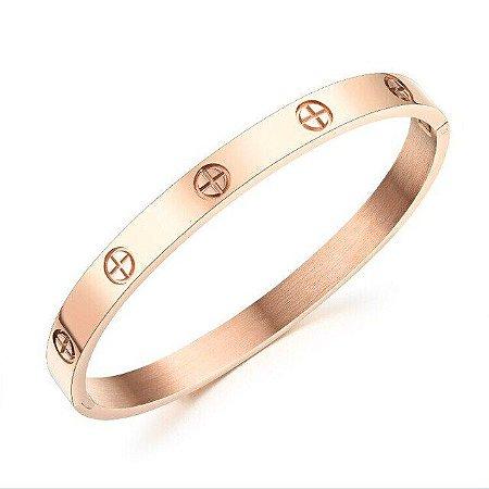 Bracelete Vanglore 1252 Rosê