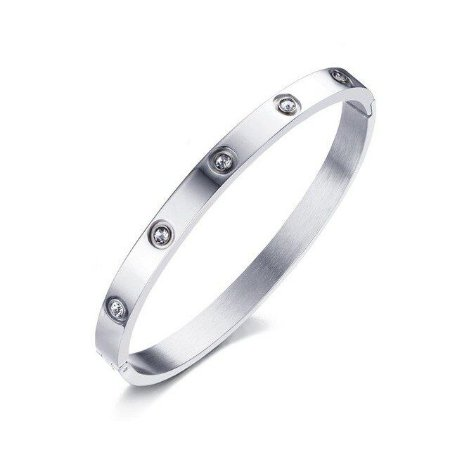Bracelete Vanglore 1250 Prata