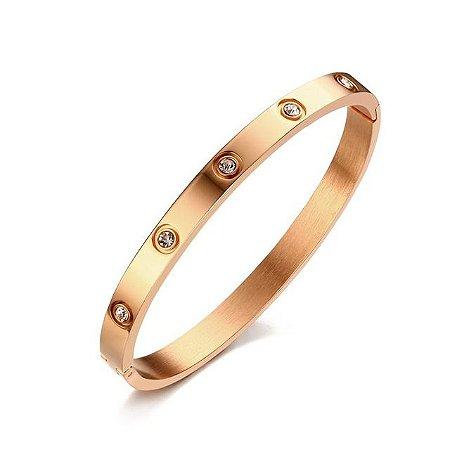 Bracelete Vanglore 1250 Rosê