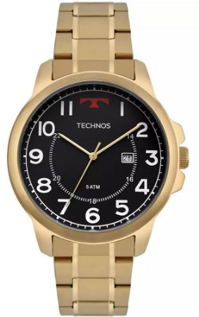 Relógio Technos 2115MPA4P Dourado