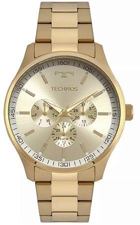 Relógio Technos 6P29AJN4X Dourado