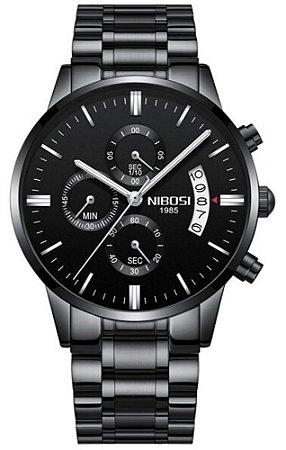 Relógio Nibosi 2309 Preto