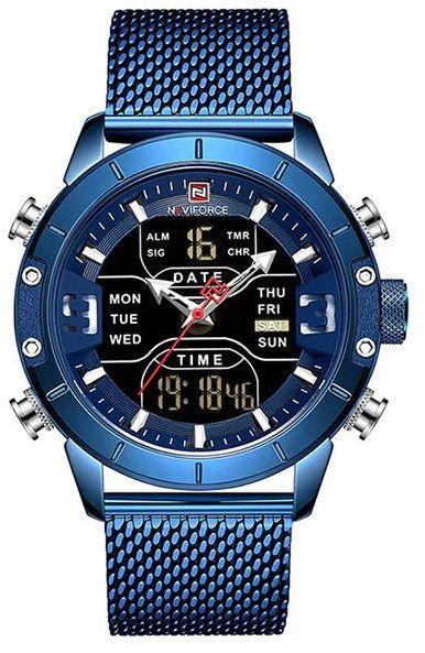 Relógio Naviforce NF9153 Azul