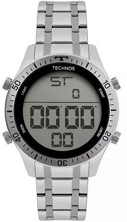 Relógio Technos T02139AC1C Prata