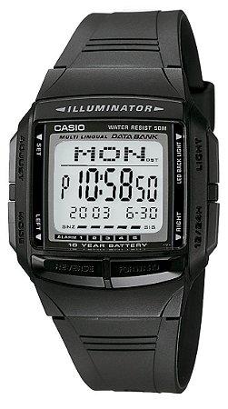 Relógio Casio DB361AVDFU Preto