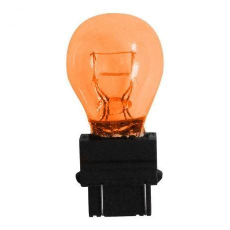 Lampada 2 Polos Ambar Base Plástica 21/5w 12v AVX