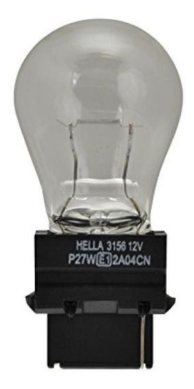 Lampada 1 Polo Base Plástica 27w 12v HELLA