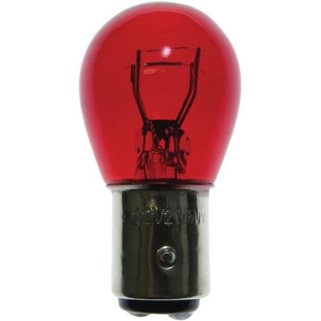 Lampada 2 Polos Vermelho Pino Transversal 5/21w 12v AVX