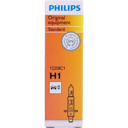 Lampada H1 Philips 55w 12v