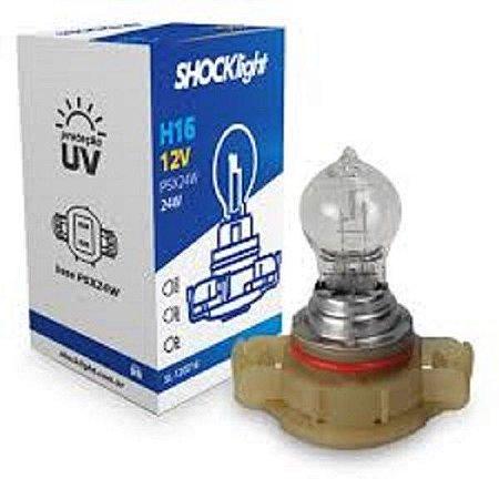Lampada H16 Shocklight 19w 12v cada