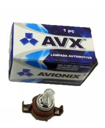 Lampada H16 AVX 19w 12v cada