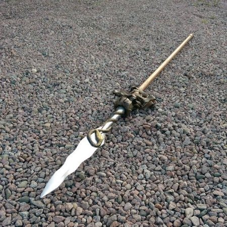 Lança Oberyn Martell (Réplica de Madeira)