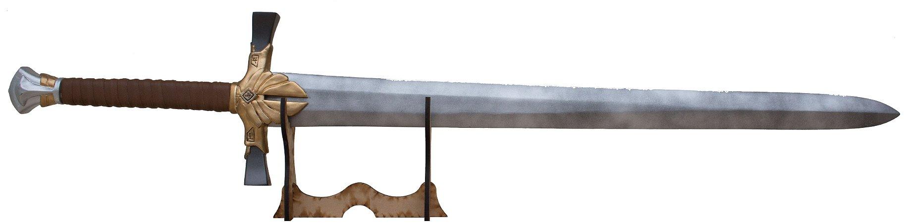 Espada Urfael Talion Shadow of Mordor  (Réplica de Madeira)