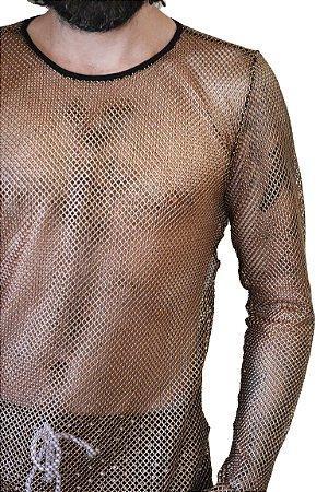 Camiseta Rede Bronze